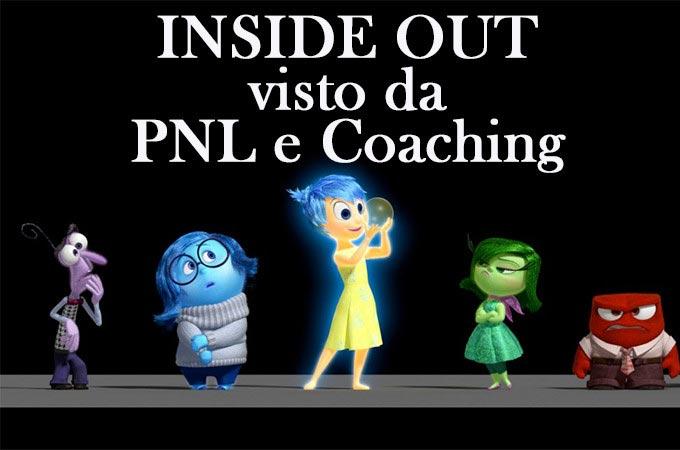 Inside Out visto da PNL e Coaching