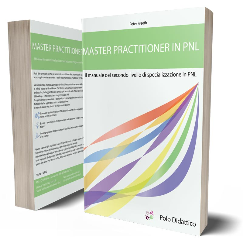LIBRO – Master Practitioner in PNL