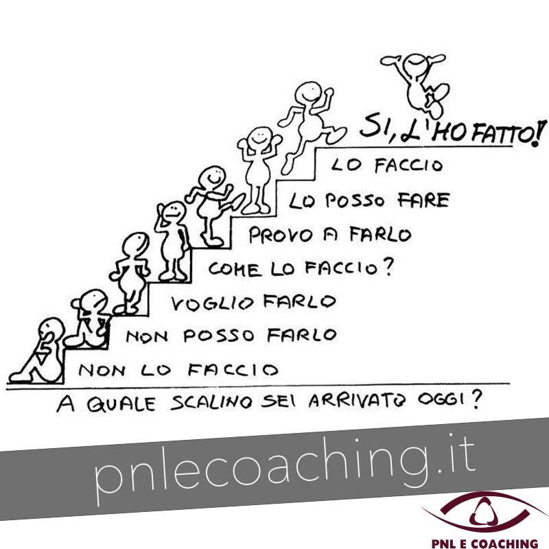 Il Coaching per il miglioramento personale
