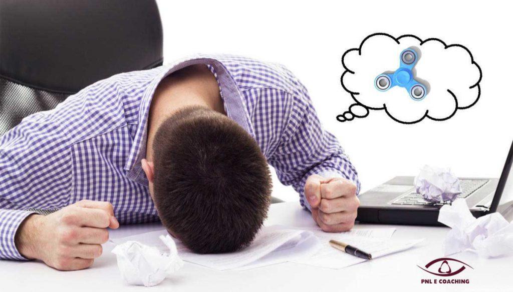 Vuoi scoprire l'antistress che gira dentro di te?