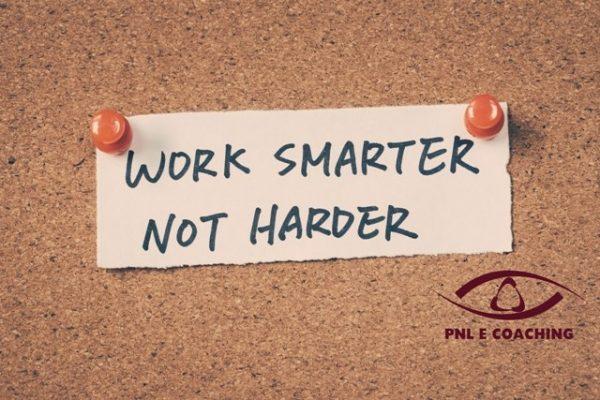 Lavoro smarter con il coaching