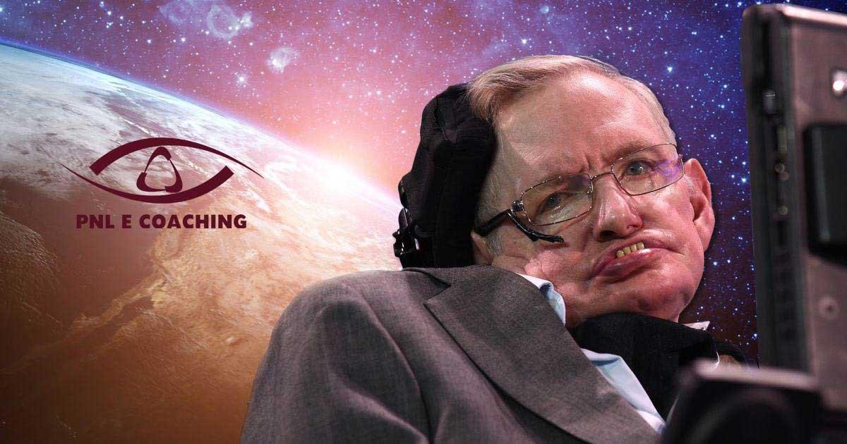 Stephen Hawking: il potenziale di un uomo straordinario