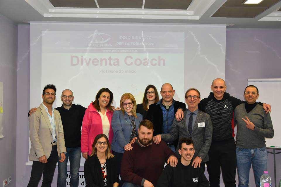 Testimonianze corso Diventa Coach – Marzo 2018