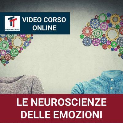 Video Corso Le neuroscienze delle emozioni copertine