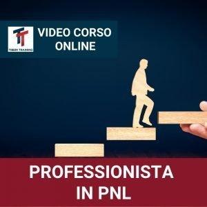 Video Corso Professionista in pnl copertine