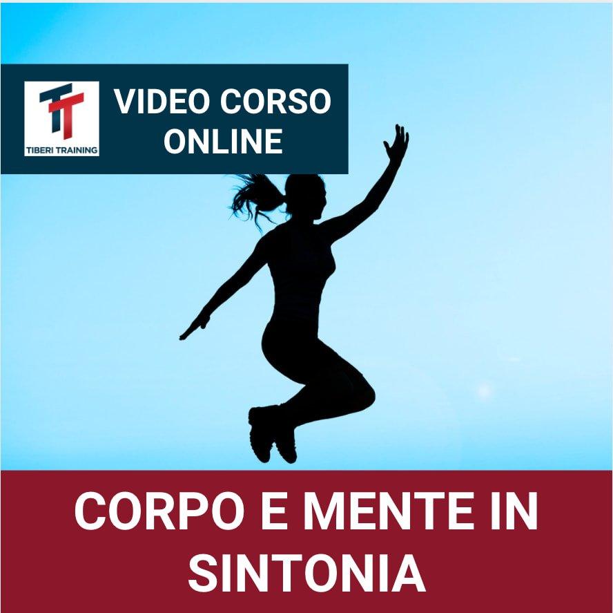 CORSO CORPO ONLINE E MENTE IN SINTONIA