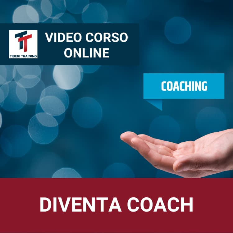 Video corso online diventa coach