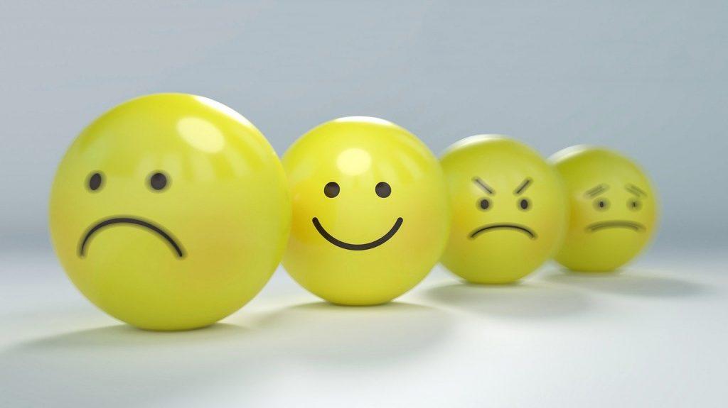 riconoscere le emozioni
